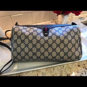 Vintage Gucci Crossbody Bag, like new.  $500 OBO
